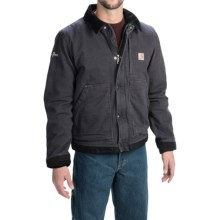 Carhartt Full Swing Rugged Flex® Jacket - Insulated (For Men) in Shadow - 2nds