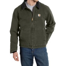 Carhartt Full Swing Sandstone Jacket (For Men) in Moss - 2nds