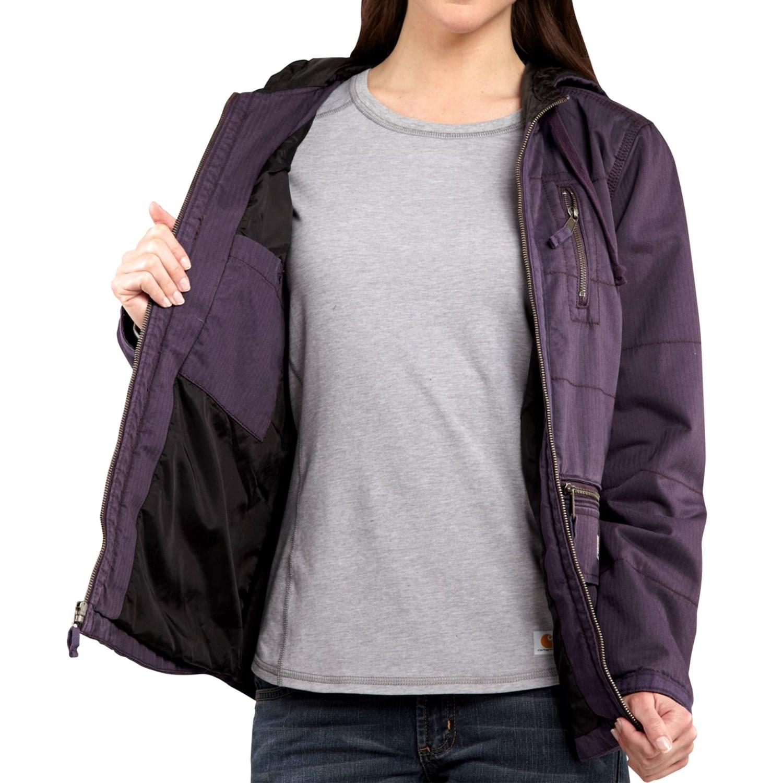 8343A_2 Carhartt Gallatin Jacket (For Women