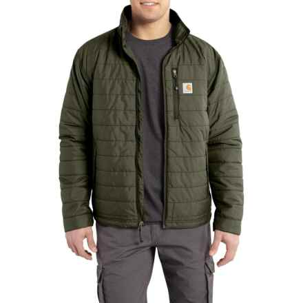 Carhartt Gilliam Jacket - Factory Seconds (For Tall Men) in Moss - 2nds