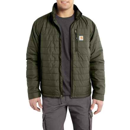 Carhartt Gilliam Jacket - Insulated, Factory Seconds (For Men) in Moss - 2nds