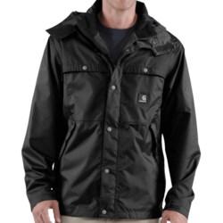 Carhartt Grayling Jacket - Waterproof (For Men) in Army Green
