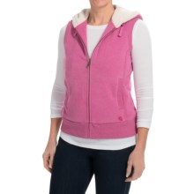Carhartt Great Lakes Vest - Fully Lined (For Women) in Tulip Pink Heather - 2nds