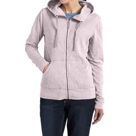Carhartt Hayward Hoodie - Zip Front (For Women) in Minimal Gray Heather - Closeouts