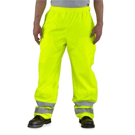 6879b0ed76c7 Carhartt High Visibility Class 3 Pants - Waterproof