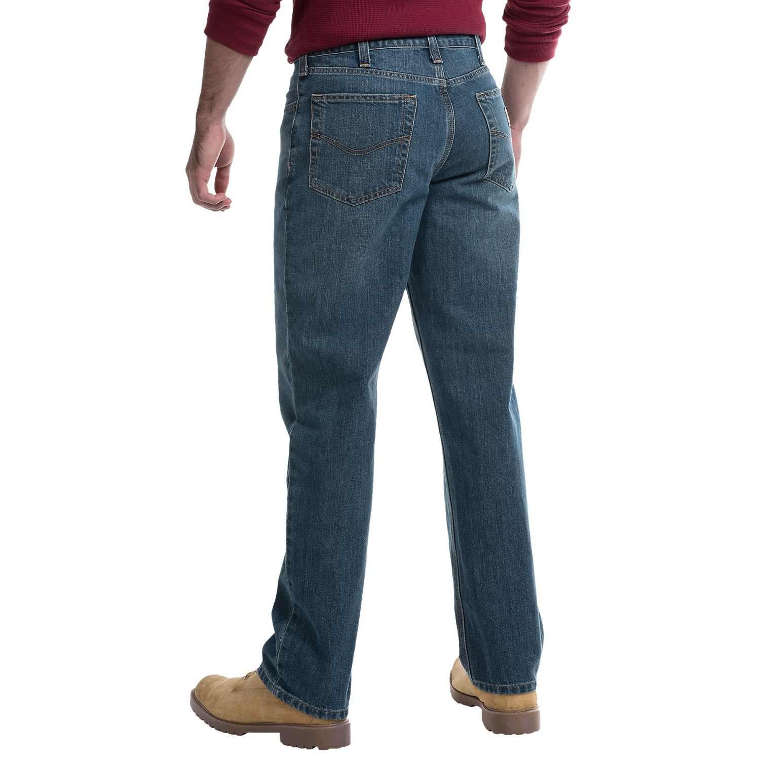 carhartt holter relaxed fit denim jeans for men