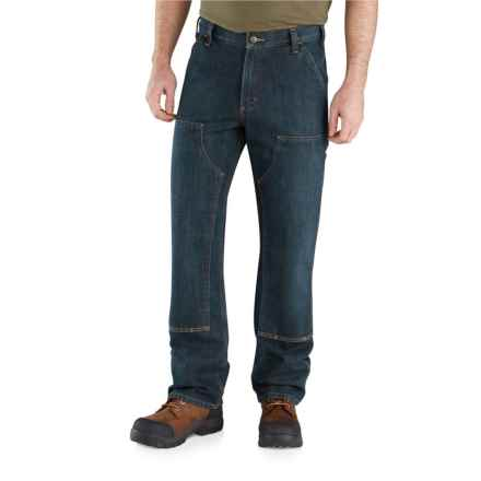 e956db19 Carhartt Holter Relaxed Fit Double Front Dungaree Jeans - Factory Seconds  (For Men) in