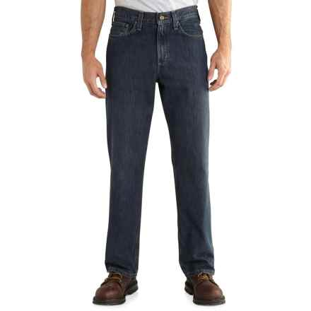 Carhartt Holter Relaxed Fit Jeans - Factory Seconds (For Men) in Bed Rock - 2nds