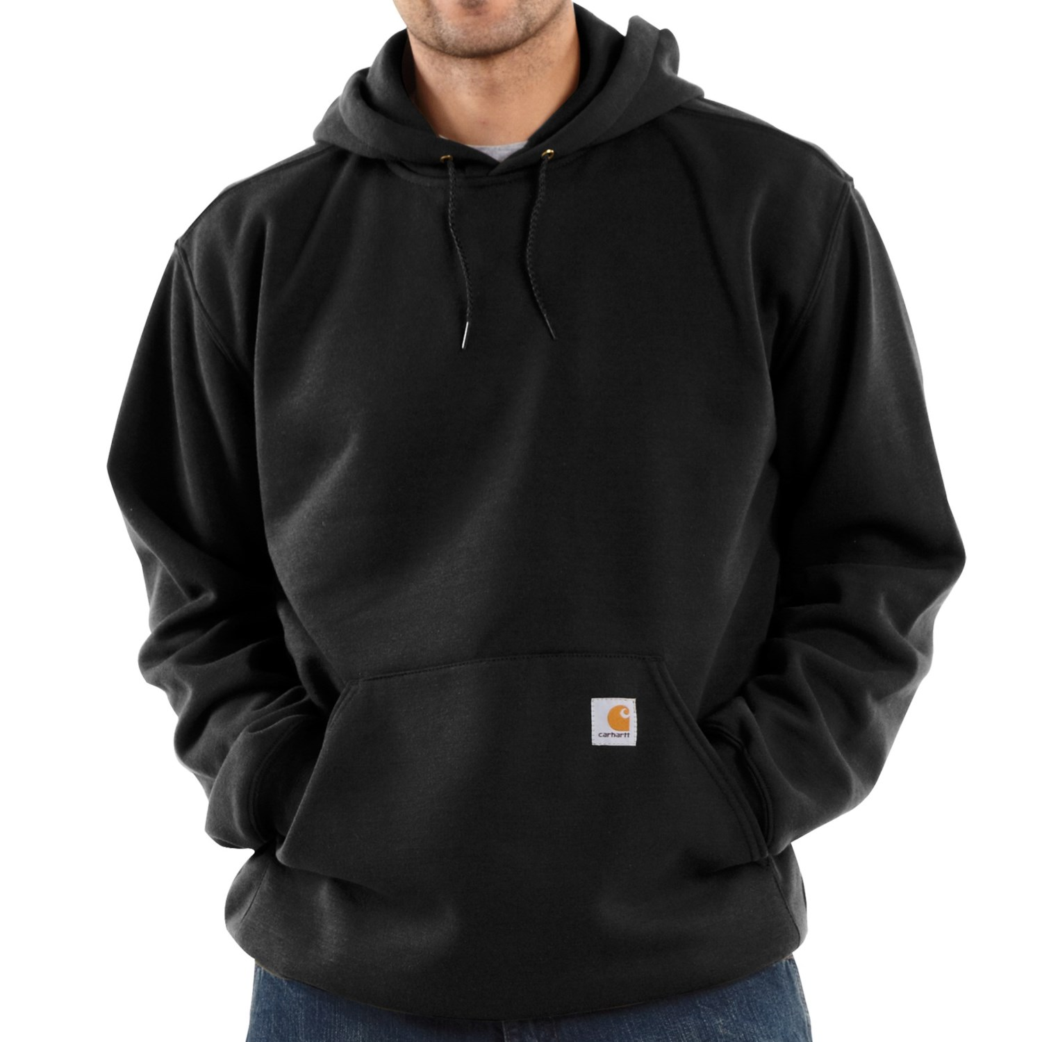 Carhartt Hooded Fleece Sweatshirt (For Tall Men)
