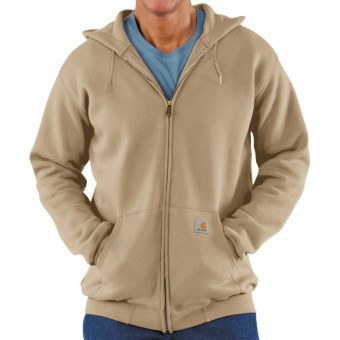 Carhartt Hooded Sweatshirt (For Men) in Dark Tan