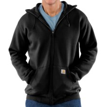 Carhartt Hoodie Jacket (For Big Men) in Black - 2nds