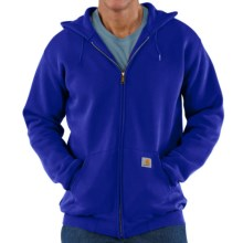 Carhartt Hoodie Jacket (For Big Men) in Cobalt Blue - 2nds
