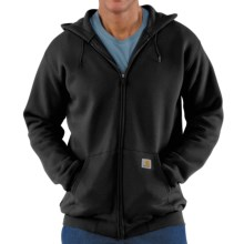 Carhartt Hoodie Jacket (For Men) in Black - 2nds