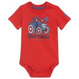 Carhartt How I Roll Bodysuit - Short Sleeve (For Infants)