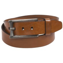 Carhartt Huron Belt - Leather (For Men) in Brown - Closeouts