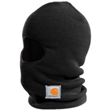 Carhartt Insulated Face Mask (For Men) in Black - 2nds