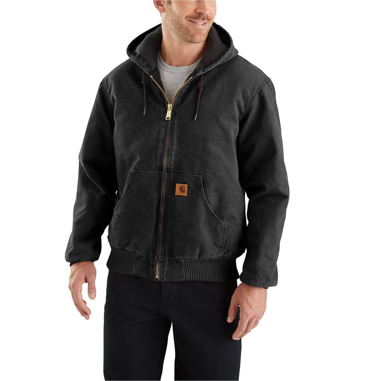 102082 Reg /& Tall Carhartt Belfast PVC Waterproof Work Jacket All Sizes
