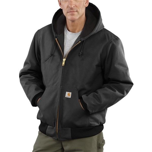 029f3237c Carhartt J140 Active Duck Jacket - Flannel Lined, Factory Seconds (For Men)