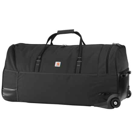 "Carhartt Legacy Rolling Gear Bag - 36"" in Black - Closeouts"