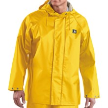 Carhartt Lightweight PVC Rain Coat - Waterproof (For Men) in Yellow - Closeouts