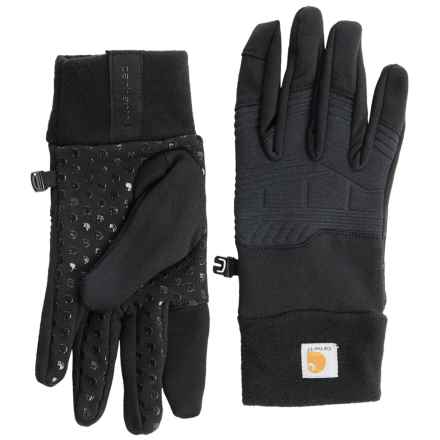 Carhartt Lightweight Shooting Gloves (For Men and Women) in Black - Closeouts