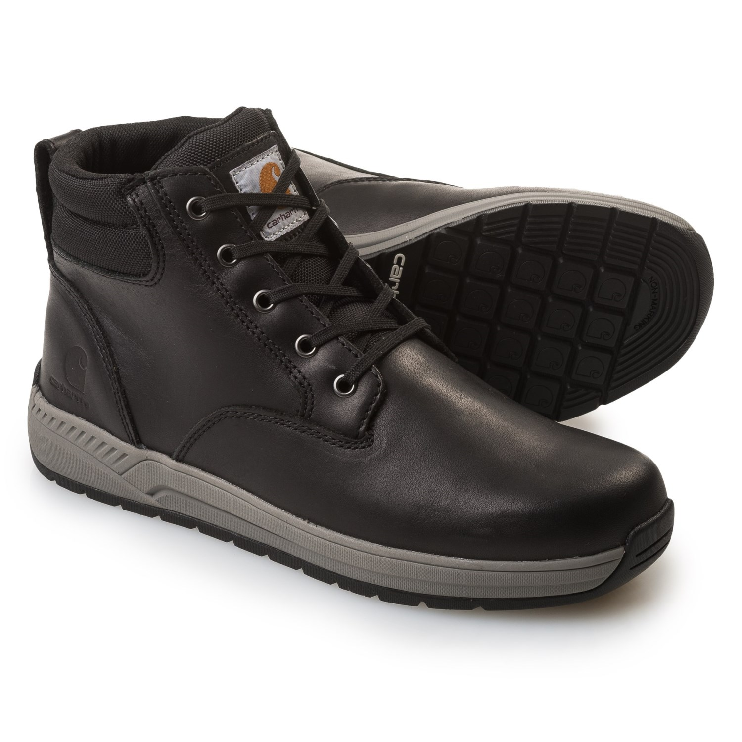 "Carhartt Lightweight Wedge Work Boots - Leather, 4"" (For Men)"