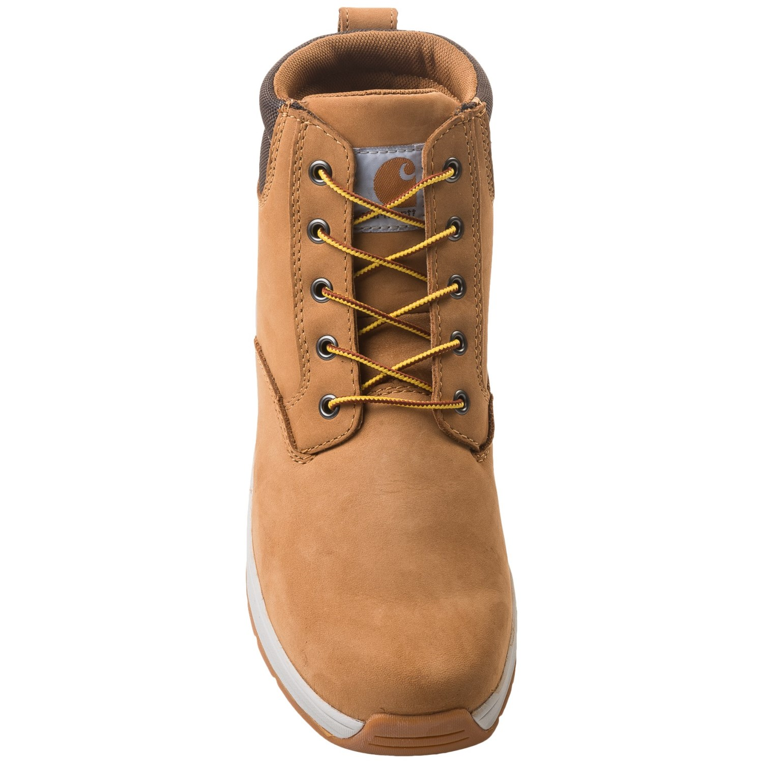 carhartt lightweight wedge work boots for