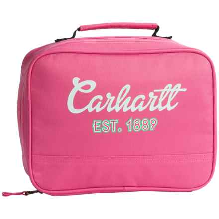 Carhartt Lunch Box in Pink - Closeouts