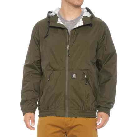 Carhartt Manchester Jacket - Factory Seconds (For Men) in Olive - 2nds