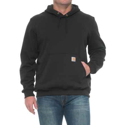 Carhartt Midweight Minneapolis Graphic Hoodie (For Men) in Black - Closeouts