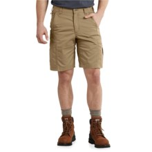 Carhartt Mosby Cargo Shorts - Relaxed Fit (For Men) in Dark Khaki - 2nds