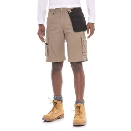 Carhartt Multi-Pocket Ripstop Cargo Shorts - Factory Seconds (For Men) in Desert - 2nds