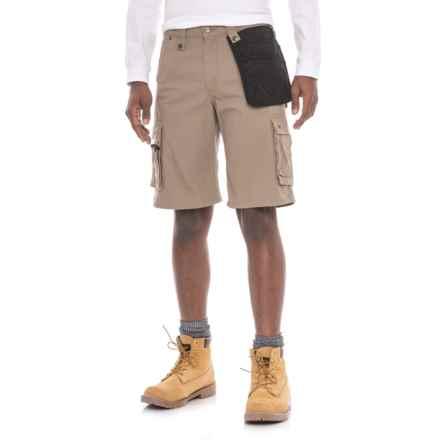 Carhartt Multi-Pocket Ripstop Cargo Shorts - Factory Seconds (For Men) in Desert - 2nds
