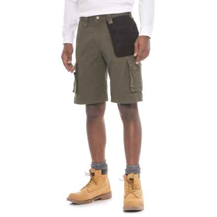 Carhartt Multi-Pocket Ripstop Cargo Shorts - Factory Seconds (For Men) in Moss - 2nds
