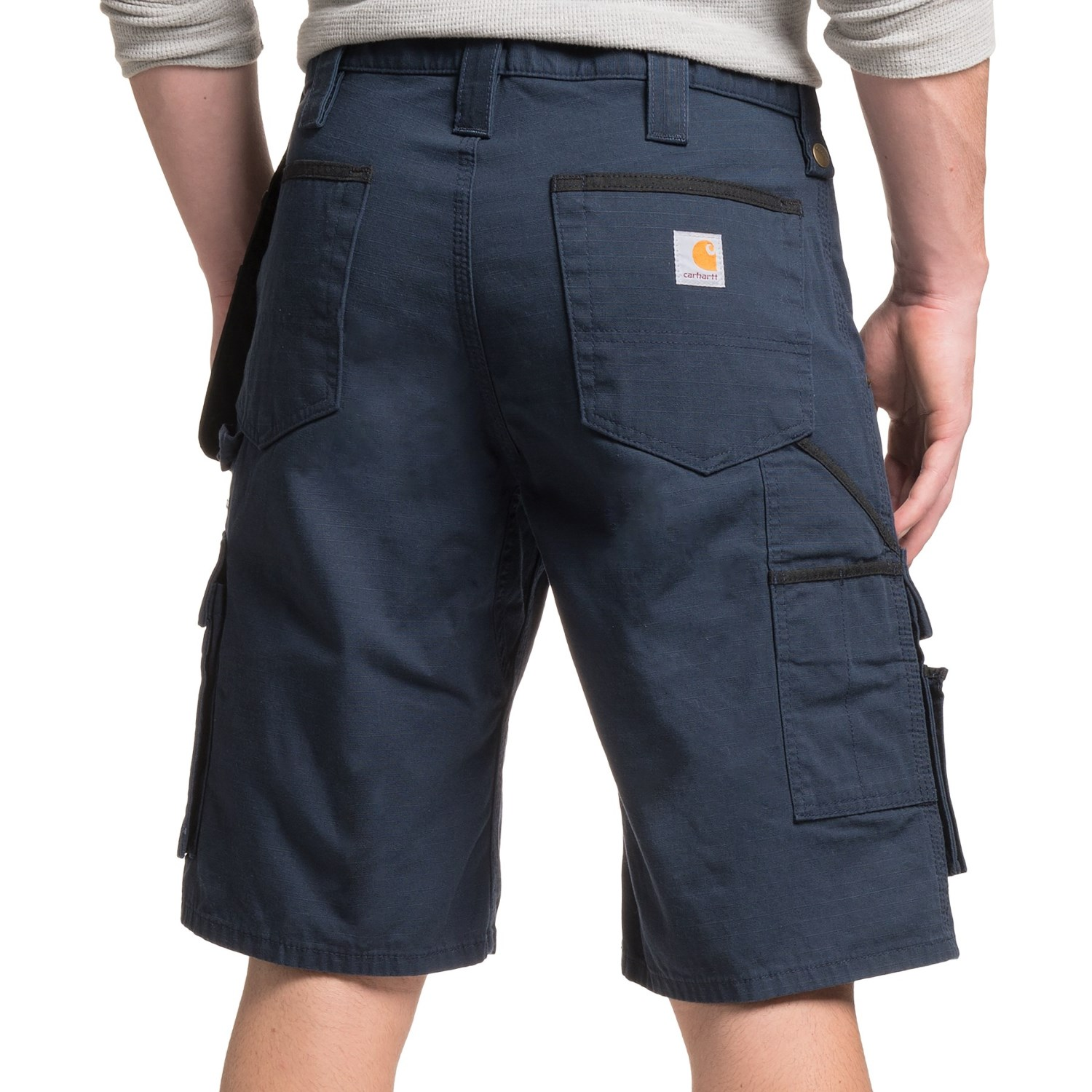 80758c73 Carhartt Multi-Pocket Ripstop Cargo Shorts - Factory Seconds (For Men)