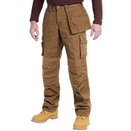 Carhartt Multi-Pocket Ripstop Pants - Factory Seconds (For Men) in Carhartt Brown - 2nds