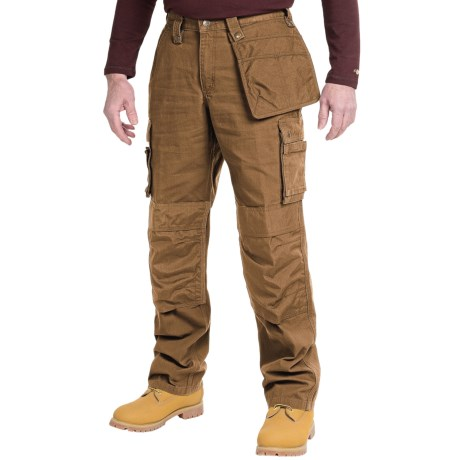 Carhartt Multi-Pocket Ripstop Pants - Factory Seconds (For Men) in Carhartt Brown