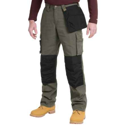 Carhartt Multi-Pocket Ripstop Pants - Factory Seconds (For Men) in Moss - 2nds