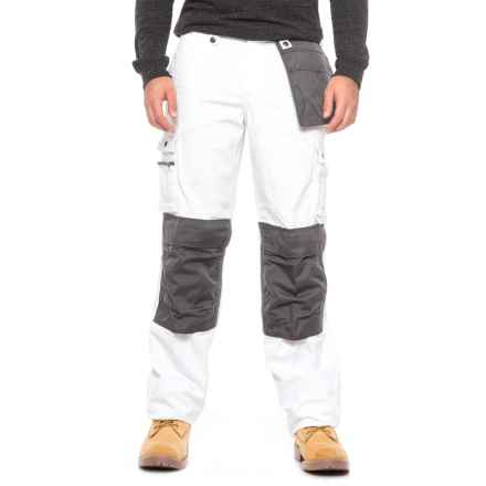 Carhartt Multi-Pocket Ripstop Pants - Factory Seconds (For Men) in White - 2nds