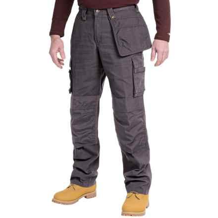 Carhartt Multi-Pocket Ripstop Pants (For Men) in Gravel - 2nds