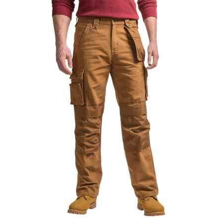 Carhartt Multi-Pocket Washed Duck Work Pants - Factory Seconds (For Men) in Carhartt Brown - 2nds