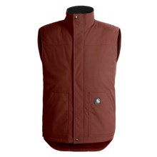Carhartt Nylon Vest - Insulated (For Tall Men) in Redwood - 2nds
