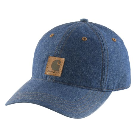 7c508a1a Carhartt Odessa Chambray Cap (For Women) in Indigo Blue