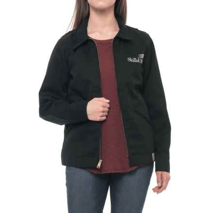 Carhartt Official SkillsUSA Detroit Jacket - Factory Seconds (For Women) in Black - 2nds