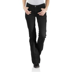 Carhartt Original Fit Basic Jeans - Bootcut (For Women) in Black
