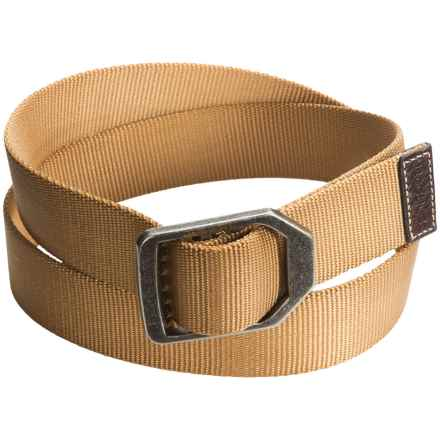 Carhartt Outdoorsman Belt in Brown Duck - Closeouts