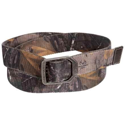 Carhartt Outdoorsman Realtree® Belt (For Men) in Camo - Closeouts