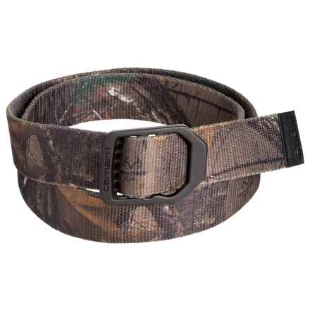 Carhartt Outdoorsman Realtree® Belt (For Men) in Tan - Closeouts
