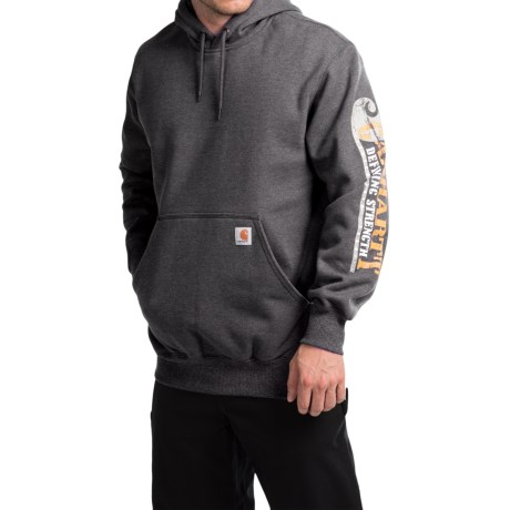 Carhartt Paxton Heavyweight Graphic Hoodie (For Men)
