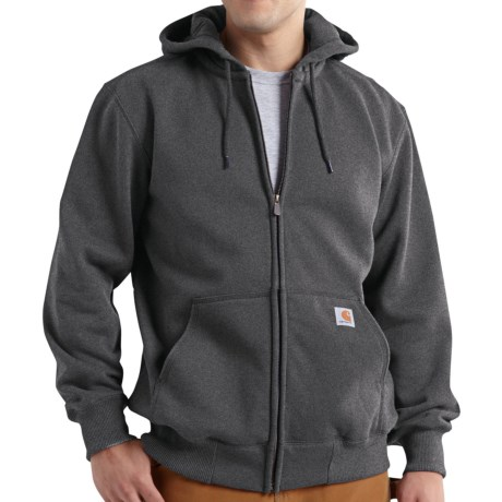 Carhartt Paxton Zip Hoodie - Heavyweight, Factory Seconds (For Big and Tall Men)
